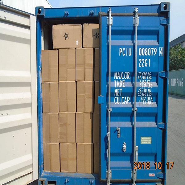 Cargo From Shanghai to Dammam