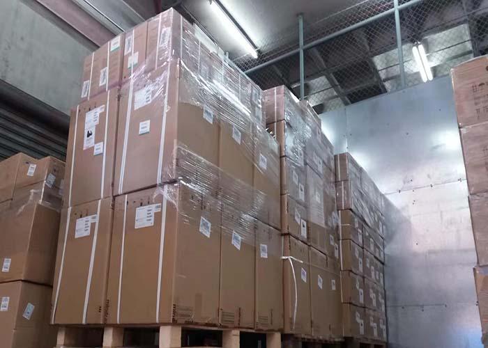 Cargo From HongKong to EBL