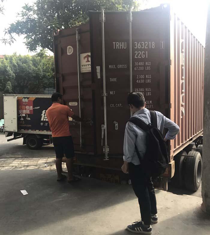 Ocean Freight From Nansha, China to Nairobi, Kenya