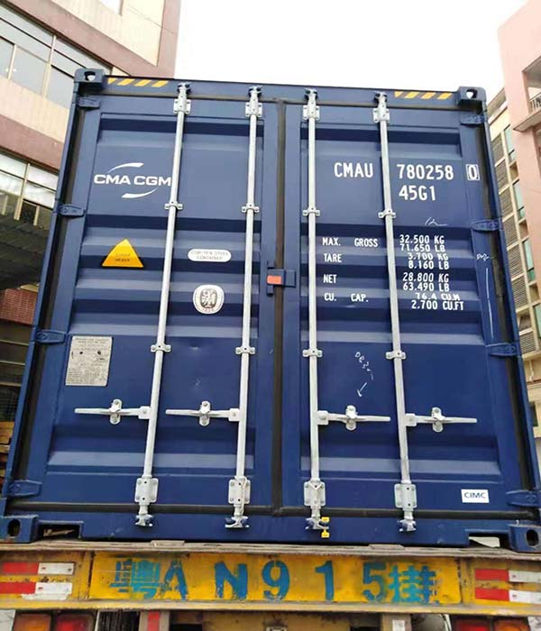 Ocean Freight From China to UAE