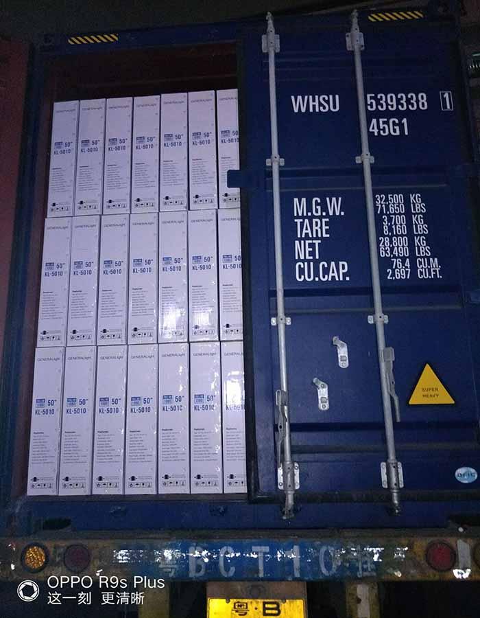 Cargo Services From Nansha to Jebel Ali