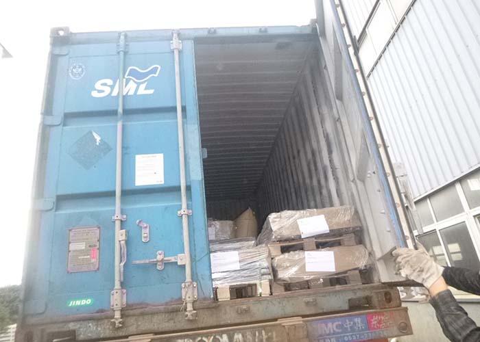 Cargo From Ningbo to Long Beach