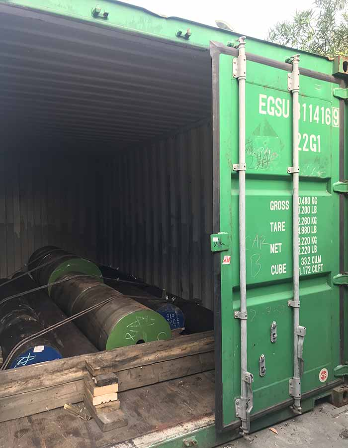 Ocean Freight From Shanghai, China to Jebel Ali, UAE