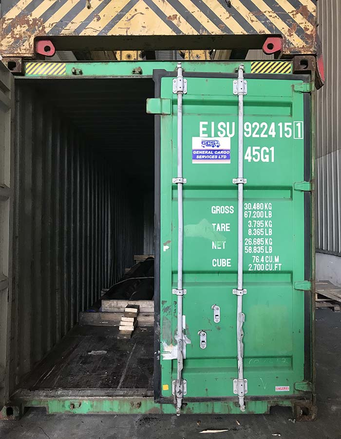 Freight Services From China to UAE