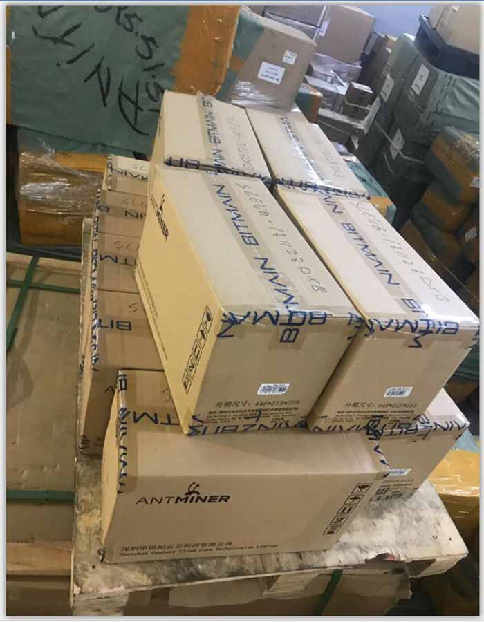Air Shipment From Shenzhen to DXB