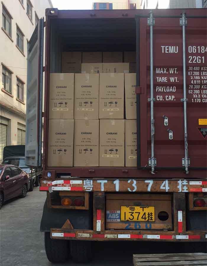 Ocean Freight From Zhongshan to Mersin