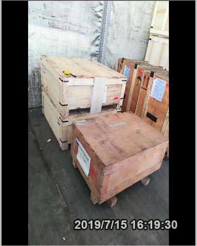 FASTENERS OCEAN FREIGHT FROM SHANGHAI TO UAE