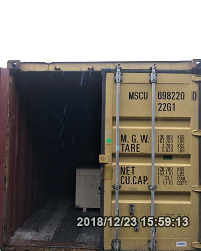 Shipment From China to Georgia
