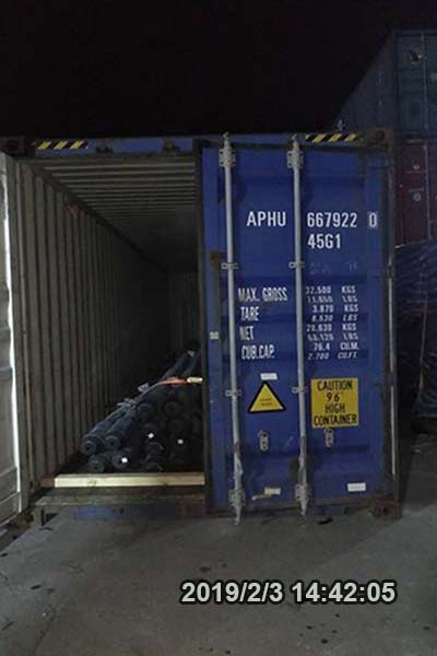 Ocean Freight From China to Alexandria