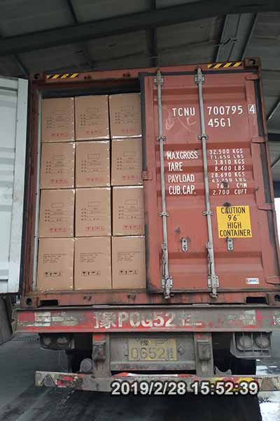 Ocean Freight From China to Dubai