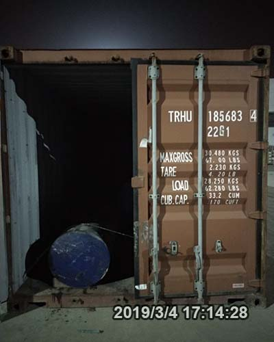 Ocean Shipment From Shanghai, China to UAE