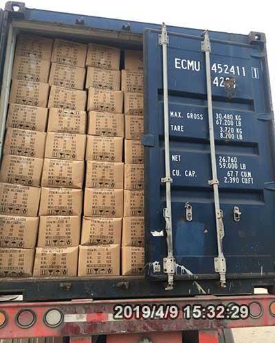 Ocean Freight From Diaporos to Misurata