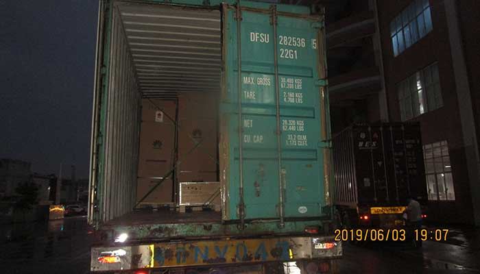 1*40HQ CARGO FROM SHEKOU TO DAMMAM