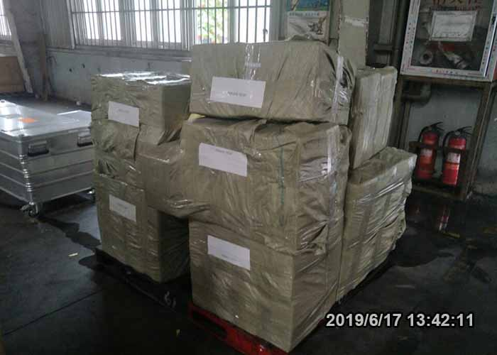 FASTENERS FROM SHANGHAI TO JEBEL ALI