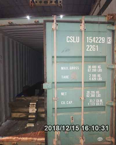 Shipment From China to Singapore