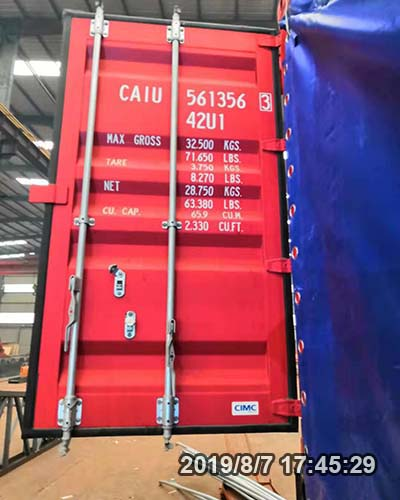 S50C OCEAN FREIGHT FROM TIANJIN TO UAE