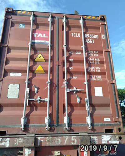 HIGH PERFORMANCE POLYESTER INDUSTRIAL OCEAN FREIGHT