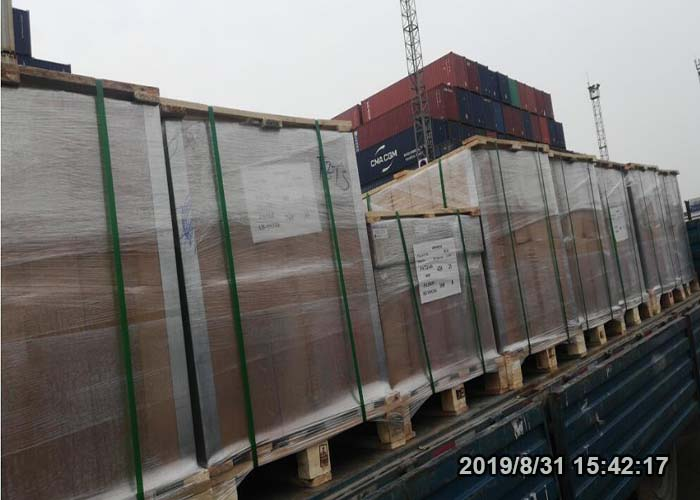 FLANGE AND PIPE FITTING OCEAN FREIGHT FROM TIANJIN TO UAE