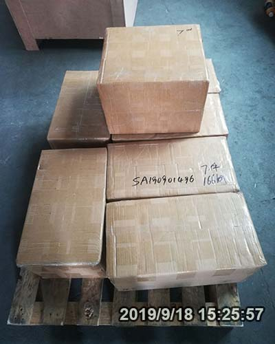ATM JACKETS AIR FREIGHT FROM GUANGZHOU TO EBB