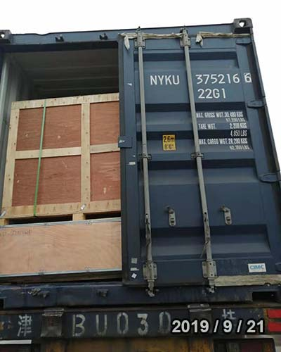 FITNESS EQUIPMENT OCEAN FREIGHT FROM XINANG TO ASDOD