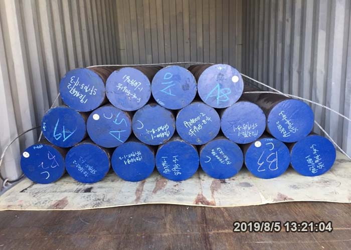 FORGED ROUND BARS OCEAN FREIGHT FROM GUANGZHOU TO CARTAGENA