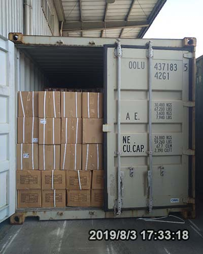 FAUCET OCEAN FREIGHT FROM NINGBO TO UAE