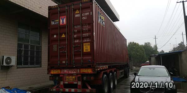 ZINC FITTINGS OCEAN FREIGHT FROM SHANGHAI TO JEDDAH