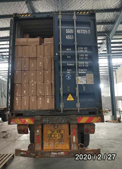 PAPER BOX OCEAN FREIGHT FROM NINGBO TO UAE