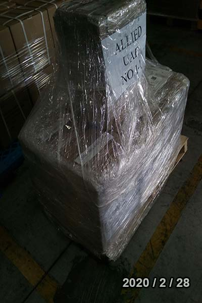 SUBMERSIBLE PUMP OCEAN FREIGHT FROM NINGBO TO UAE