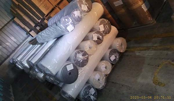 UPHOLSTERY FABRIC OCEAN FREIGHT FROM CHINA TO KELANG